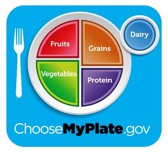 Pirámide alimenticia de Estados Unidos