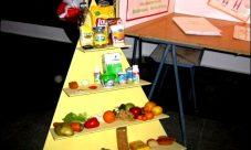 ¿Cómo hacer una pirámide alimenticia?