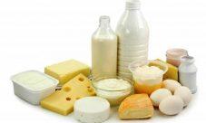 Importancia de los lácteos en la pirámide alimenticia