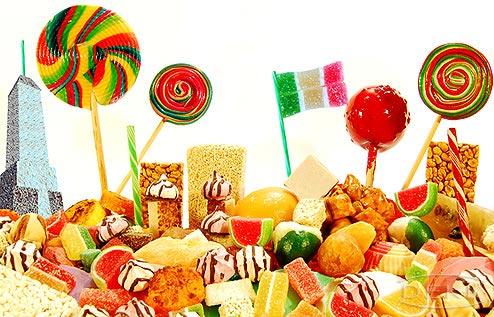 ¿Qué nutrientes aportan los azucares y dulces?
