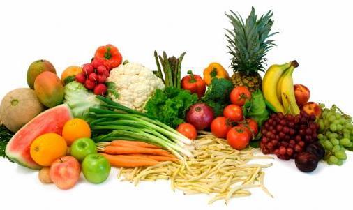¿Qué nos aportan los alimentos de origen vegetal?