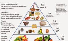 ¿Qué son los grupos alimenticios?